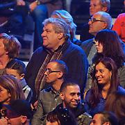 NLD/Hilversum/20130202 - 6de liveshow Sterren Dansen op het IJs 2013, ouders Jarno Harms
