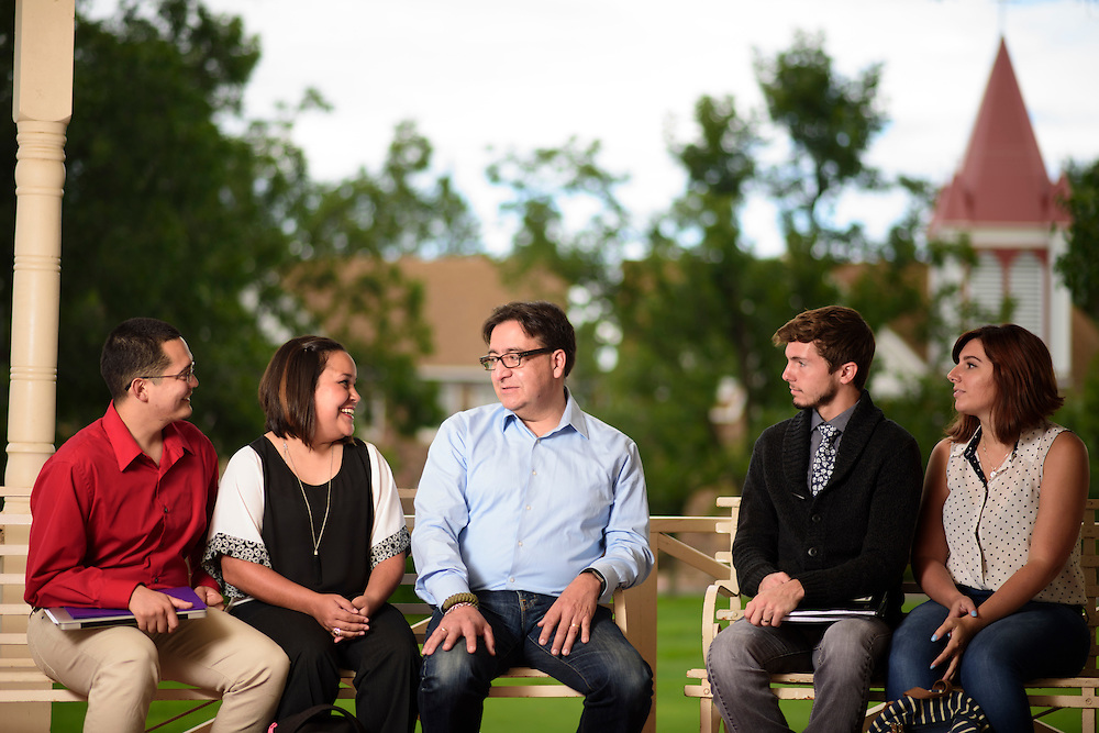 Alpine, Texas - August 26, 2016: Sul Ross University<br /> <br /> CREDIT: Matt Roth