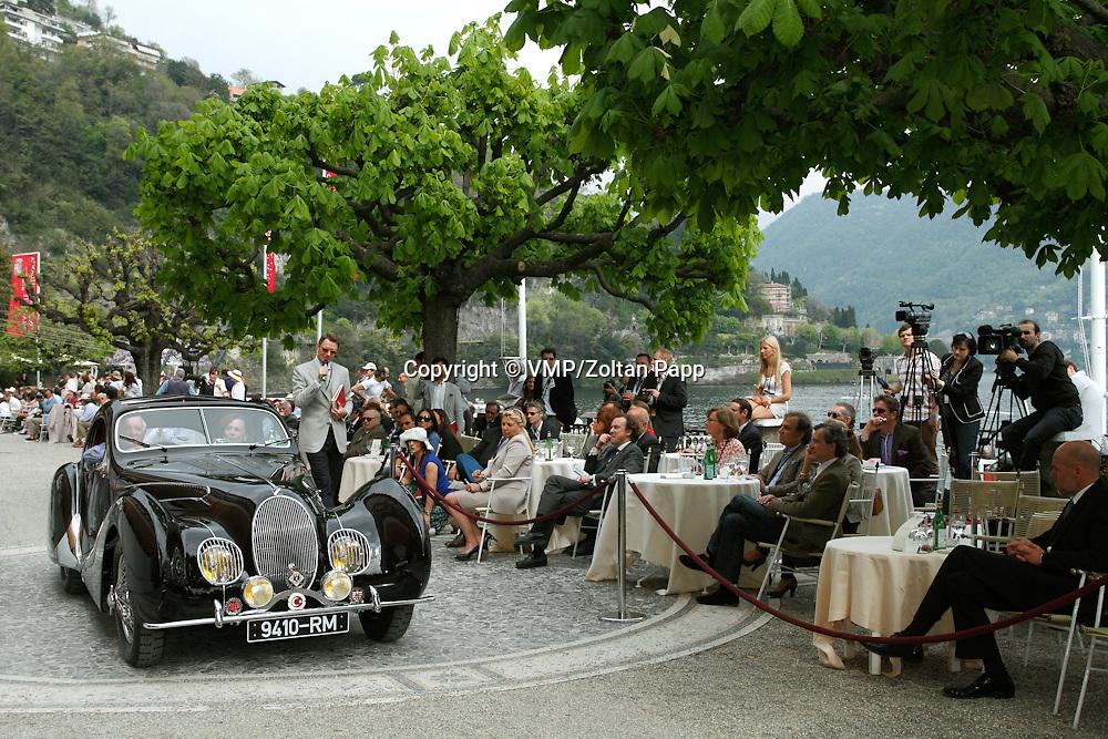1938 Talbot Lago T150 C SS Figoni & Falaschi, Concorso d'Eleganza Villa d'Este Italy 2010