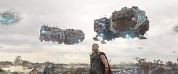 Marvel Studios' THOR: RAGNAROK<br /> <br /> Thor (Chris Hemsworth)<br /> <br /> Ph: Teaser Film Frame<br /> <br /> ©Marvel Studios 2017