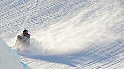 08-02-2014 SNOWBOARDEN: OLYMPIC GAMES: SOTSJI<br /> Snowboardster Cheryl Maas heeft zich bij Olympische Spelen in Sotsji niet rechtstreeks kunnen plaatsen voor de finale van het onderdeel slopestyle. <br /> ©2014-FotoHoogendoorn.nl<br />  / Sportida