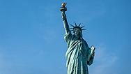 NEW YORK  2020V10<br /> Frihetsgudinnan på Liberty Island<br /> Statue of liberty<br /> <br /> Foto: Per Danielsson/Projekt.P