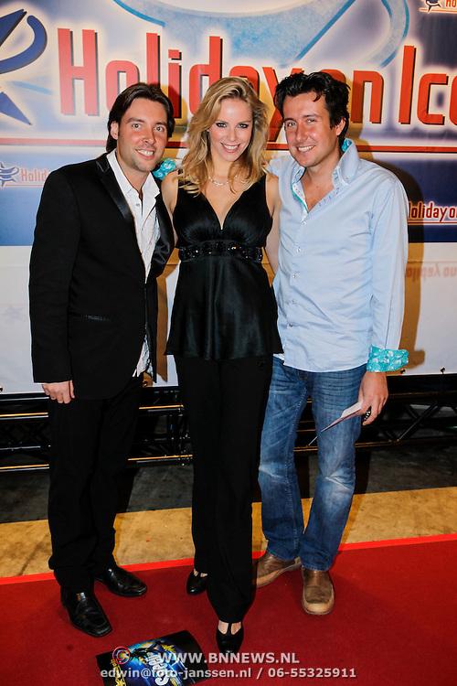 NLD/Utrecht/20121018- Premiere Speed, Oscar en Renzo Kazan met Mara