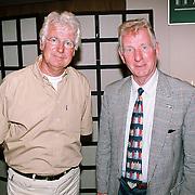 Presentatie VIE Nieuwspoort, Gerard Cox en Herman Emmink
