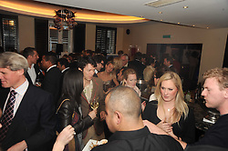 A party to promote the exclusive Puntacana Resort & Club - the Caribbean's Premier Golf & Beach Resort Destination, was held at The Groucho Club, 45 Dean Street London on 12th May 2010.<br /> <br /> Picture shows:-