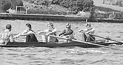 Kingston on Thames, United Kingdom.  Mortlake and Alglian RC, Bow, Sue APPLEBOOM.  The final Round of the Leyland Daf Sprint series, at Kingston RC on the River Thames, Surrey, England, <br /> <br /> Saturday 04.05.1987<br /> <br /> [Mandatory Credit; Peter Spurrier/Intersport-images] 1987 Leyland Daf Sprints, Kingston. UK