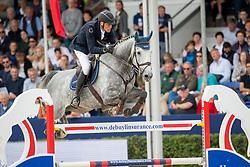 Hendrickx Dominique, BEL, Etundel de Marocy<br /> CHIO Aachen 2021<br /> © Hippo Foto - Sharon Vandeput<br /> 26/09/21