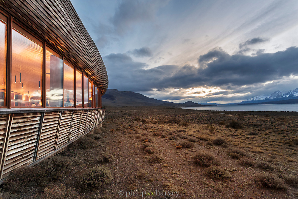 Tierra Patagonia Hotel in Torres del Paine National Park, Chile