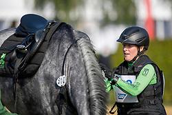 Hansen-Hotopp Malin, GER, Carlitos Quidditch K<br /> CHIO Aachen 2021<br /> © Hippo Foto - Sharon Vandeput<br /> 18/09/21