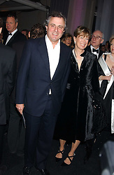 VISCOUNT & VISCOUNTESS ASTOR at the Conservative Party's Black & White Ball held at Old Billingsgate, 16 Lower Thames Street, London EC3 on 8th February 2006.<br /><br />NON EXCLUSIVE - WORLD RIGHTS