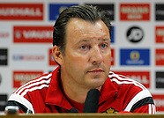 Belgium Press Conference 110615