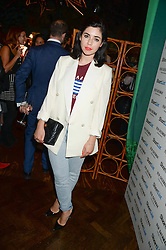 MARINA DIAMANDIS at the the London Collections: Men 2013 Ben Sherman and Shortlist Magazine party at Sketch, Conduit Street, London on 18th June 2013.