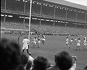 All-Ireland Senior Hurling Final, Kilkenny v Waterford..Senior Kilkenny v Waterford, Kilkenny 4-17 Waterford 6-08, 01091963AISHCF,.01.09.1963