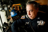 Larry was made detective in February of 2002 and continues to work with the Emergency Service Unit of the NYPD.
