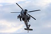Israeli Air force Apache AH-64A in flight