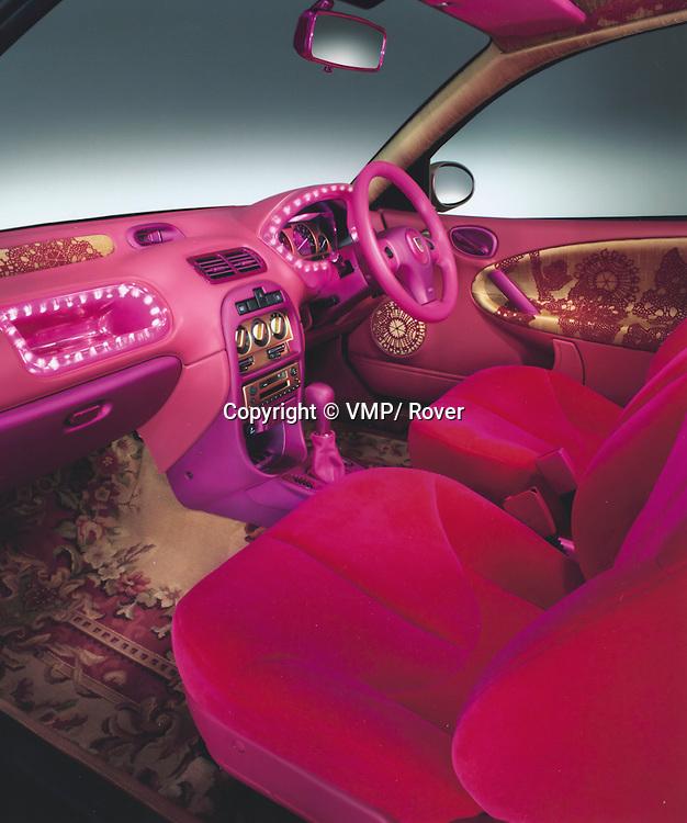 2003 Rover 25 Art Car - Matthew Williamson Limited Edition, Rover Press Office