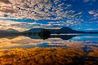 Krestof Sound, off Partofshikof Island, southeast Alaska USA.
