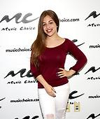 Baby Ariel Visits Music Choice