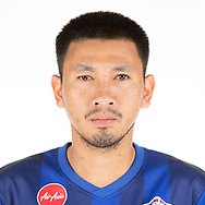 THAILAND - APRIL 11: Yossawat Montar #32 of Port FC on April 11, 2019.<br /> .<br /> .<br /> .<br /> (Photo by: Naratip Golf Srisupab/SEALs Sports Images/MB Media Solutions)