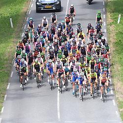 29-08-2018: Wielrennen: Ladies Tour: Nijmegen<br />Peloton op de Zevenheuvelenweg