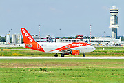 EasyJet Airbus A319 at Milan - Malpensa (MXP / LIMC) Italy
