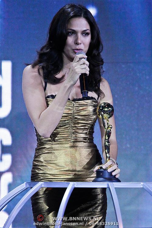 MON/Monte Carlo/20100512 - World Music Awards 2010, Moran Atias
