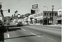 1972 Sunset Blvd & Gardner St.