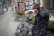 Photo by David Stubbs | Fisher Creative<br /> Nelson, British Columbia<br /> Smartwool 2017