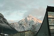Tolmezzo Friuli Venezia Giulia Italy, the alps