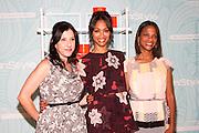 Kaye Popofsky Kramer, Founder, Step Up, Zoe Saldana, and Cicely Saldana