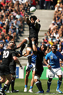 New Zealand vs Italy RWC2007 Pool Match