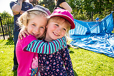 Childcare Minister welcomes childcare deposit pilot, Edinburgh 16 May 2018