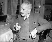14/01/1953<br /> 01/14/1953<br /> 14 January 1953<br /> Mr. M. Norris, Old British Soldier, at 2. Brighton Cottages, Foxrock, Co. Dublin.