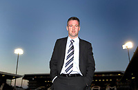 Photo: Daniel Hambury.<br />Fulham v Wycombe Wanderers. Carling Cup. 20/09/2006.<br />Wycombe's manager Paul Lambert. Prior to this cup game Lambert has guided his side to a seven match unbeaten run.
