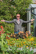 Chris Evans and his Taste Garden - The Chelsea Flower Show organised by the Royal Horticultural Society with M&G as its MAIN sponsor for the final year.