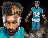 Miami Dolphins Wide Receiver Jarvis Landry.