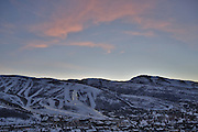 SHOT 3/2/17 7:20:12 PM - Park City, Utah lies east of Salt Lake City in the western state of Utah. Framed by the craggy Wasatch Range, it's bordered by the Deer Valley Resort and the huge Park City Mountain Resort, both known for their ski slopes. Utah Olympic Park, to the north, hosted the 2002 Winter Olympics and is now predominantly a training facility. In town, Main Street is lined with buildings built primarily during a 19th-century silver mining boom that have become numerous restaurants, bars and shops. (Photo by Marc Piscotty / © 2017)