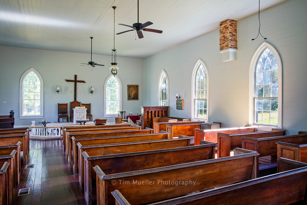 In Desoto parish the historic and beautiful village of Keachi, Louisiana is a place lined with plantation homes and charming churches. Including the Keachi United Methodist Church which was built in 1879.