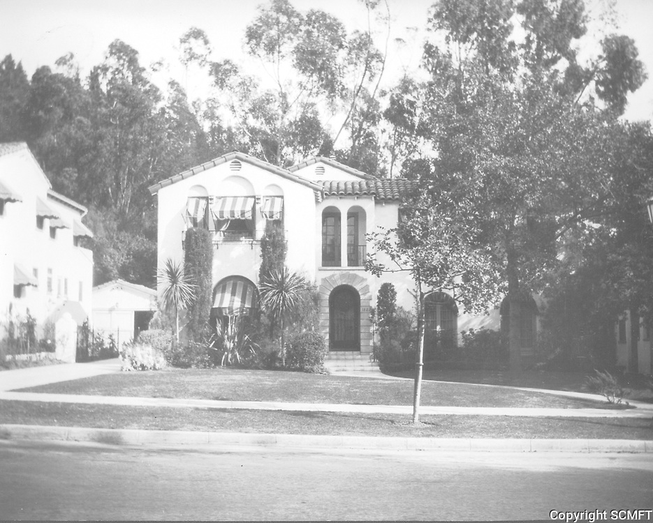 Circa 1930 1822 Outpost Dr. in the Outpost Estates