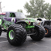 Monster Jam at Pole Position 6/12/14