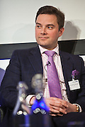 Doug Johnson-Poensgen of BT. Igniting the SPARK in social enterprise, a debate at BT Tower, London.