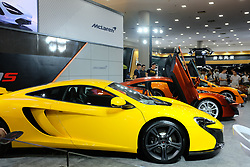 June 4, 2017 - Shenzhen, Shenzhen, China - Shenzhen, CHINA-June 4 2017: (EDITORIAL USE ONLY. CHINA OUT) ..The 21st Shenzhen-Hong Kong-Macao International Auto Show opens in south China's Shenzhen. The event, scheduled to last till June 11, is an eye feast for car lovers. (Credit Image: © SIPA Asia via ZUMA Wire)