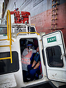 27 Oct 2020 - crew members are asked to do a Covid swab test upon arrival in Panama before being authorized to desembark the vessel.