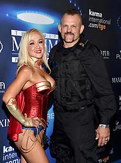 2017 Maxim Halloween Party - 22 Oct 2017