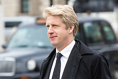 2017-03-01 Science and Universities Minister Jo Johnson spotted in Westminster