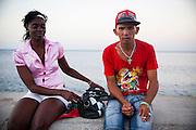 Malecon-Havana, Cuba