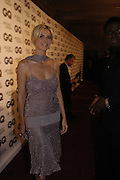 Heidi Klum, The 7th GQ Man of the Year Awards, Royal Opera House. 7 September 2004. In association with Armani Mania. SUPPLIED FOR ONE-TIME USE ONLY-DO NOT ARCHIVE. © Copyright Photograph by Dafydd Jones 66 Stockwell Park Rd. London SW9 0DA Tel 020 7733 0108 www.dafjones.com