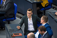 DEU, Deutschland, Germany, Berlin, 27.11.2019: Kai Whittaker (MdB, CDU) während einer Plenarsitzung im Deutschen Bundestag.