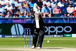 Kane Williamson of New Zealand - Mandatory by-line: Robbie Stephenson/JMP - 03/07/2019 - CRICKET - Emirates Riverside - Chester-le-Street, England - England v New Zealand - ICC Cricket World Cup 2019 - Group Stage