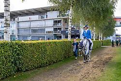 Ahlmann Christian, GER, Clintrexo Z<br /> CHIO Aachen 2021<br /> © Hippo Foto - Sharon Vandeput<br /> 19/09/21